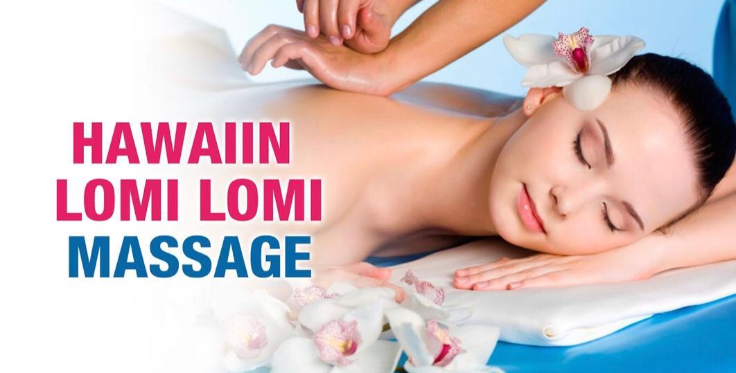 Lomi Lomi Massage Brookhaven